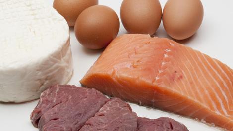 proteinas amamentar