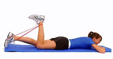15 Exercícios Com Faixa Elástica Para Entrar em Forma ...