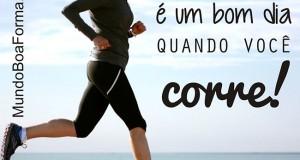 Bom dia para correr