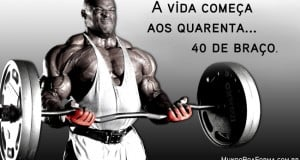 Ronnie coleman: bodybuilding