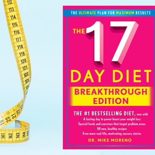 dieta de 17 dias capa