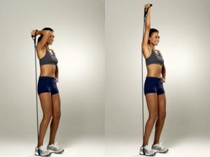Extensão tríceps