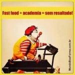 Fast food + academia