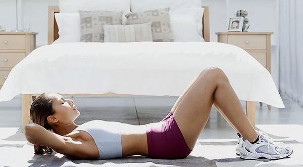 Exercícios simples de pilates para fazer em casa