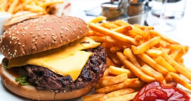 Gordura trans: fast food