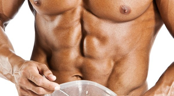 Comendo muscular