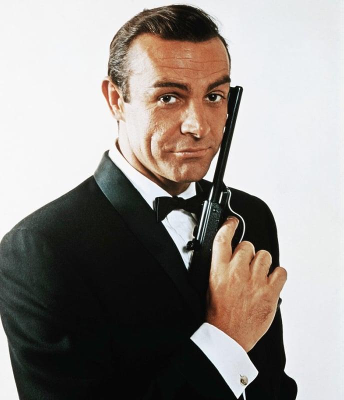 Bond de Sean Connery