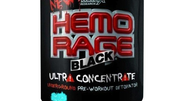 Hemorage black ultra-concentrado