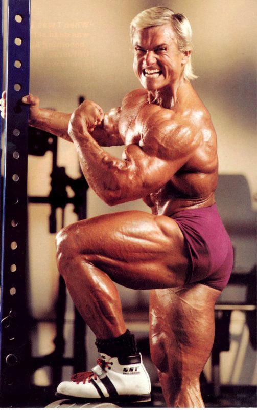 Muscle Builder Sergio Oliva Arnold Schwarzenegger 6-70 Bodybuilding