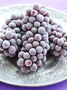 uva congelada