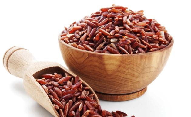arroz vermelho