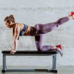 exercício para glúteos