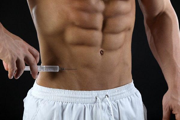 Injeção de esteroides