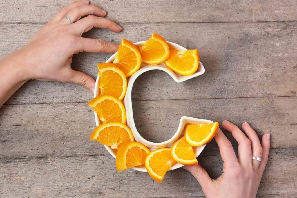 vitamina c é antioxidante