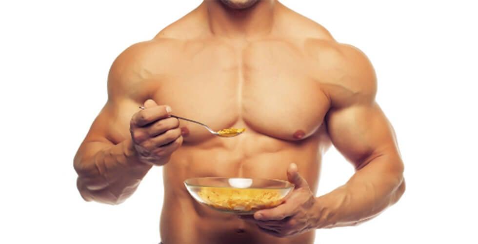Sem músculo proteína crescer pode