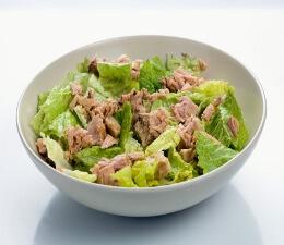 tuna-lettuce-salad