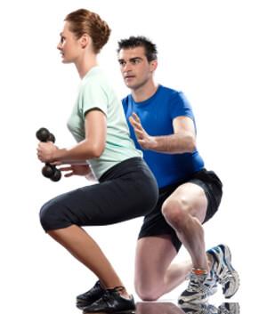 Squat-Exercise
