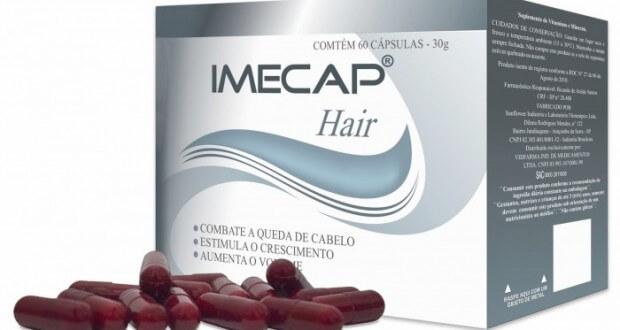 Imecap Hair Produto