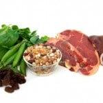 Alimentos para anemia