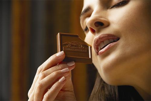 Chocolate com prazer