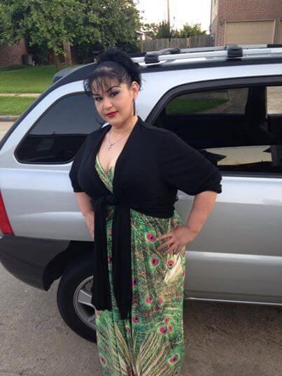 Mayra Rosales, 362 kg mais magra