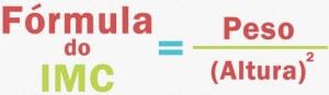 fórmula antiga IMC