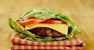 Hamburger sem pão