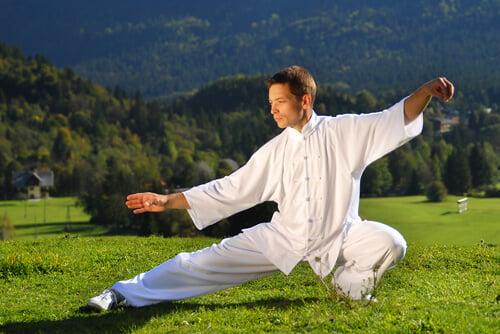 tai chi chuan e artes marciais