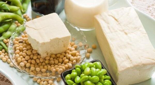 Alimentos de soja