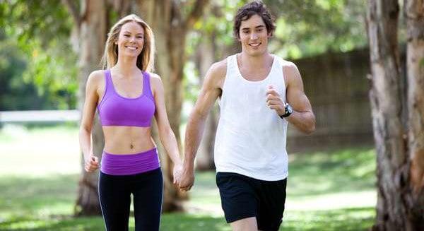 Benefícios Da Caminhada Felicidade
