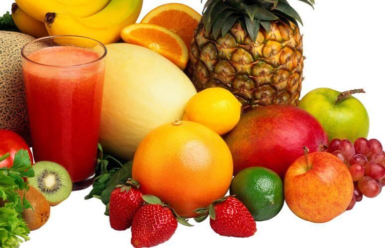 16 Melhores Frutas Cicatrizantes