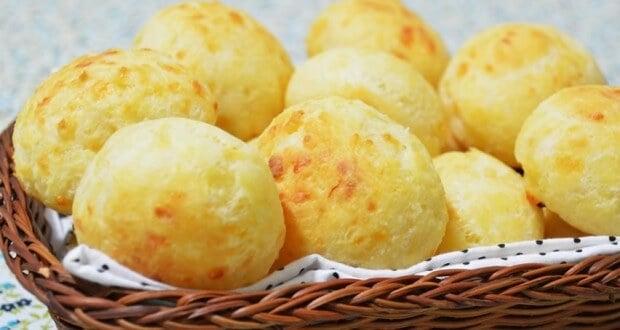Resultado de imagem para Pão de queijo de tapioca