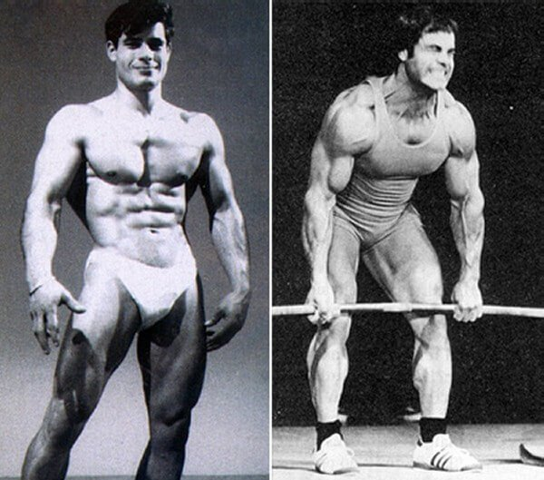 Franco columbo bodybuilding bodybuilders on steroids