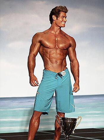 Dieta e Treino de Jeff Seid - MundoBoaForma.com.br
