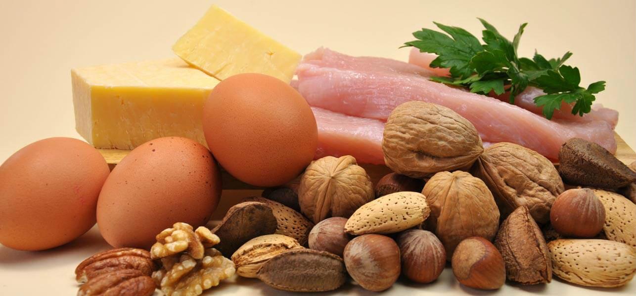 Comidas ricas em metionina