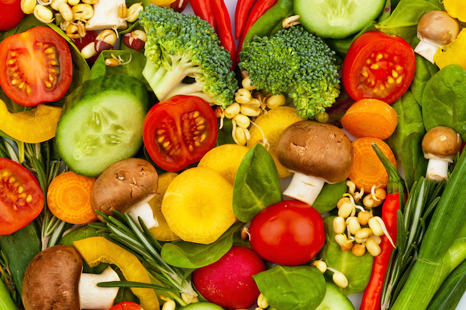 Alimentos com calorias negativas