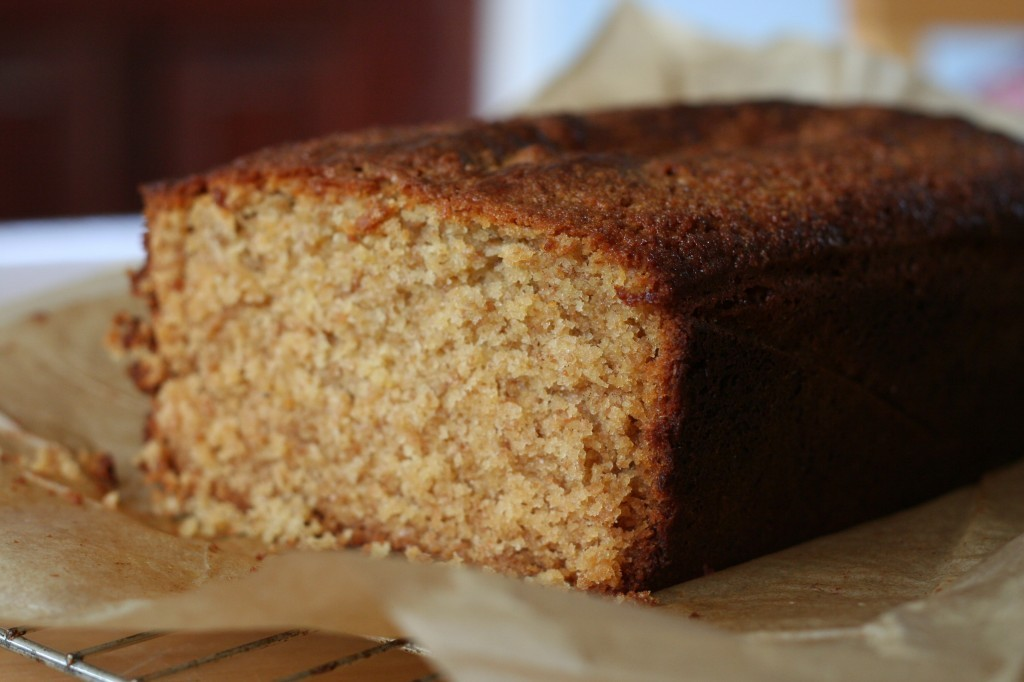Paleo Chocolate Banana Cake
