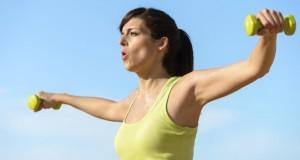 Respiração na musculação