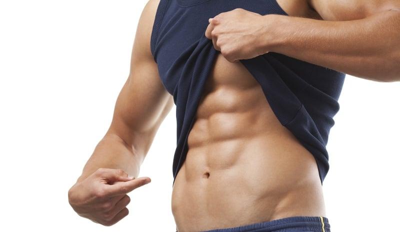 como definir rapido os musculos