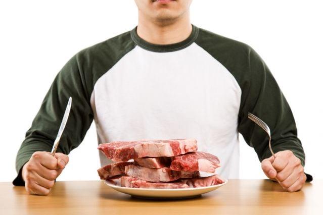 Muita proteína