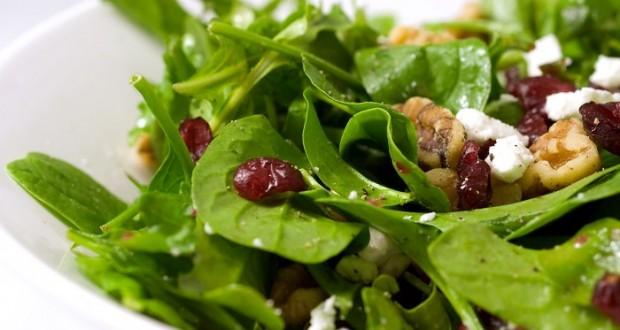 Salada de almeirão