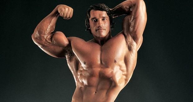 Arnold-fisiculturista