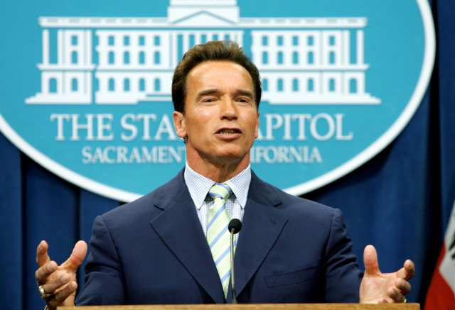 35 Melhores Frases De Arnold Schwarzenegger Mundoboaforma