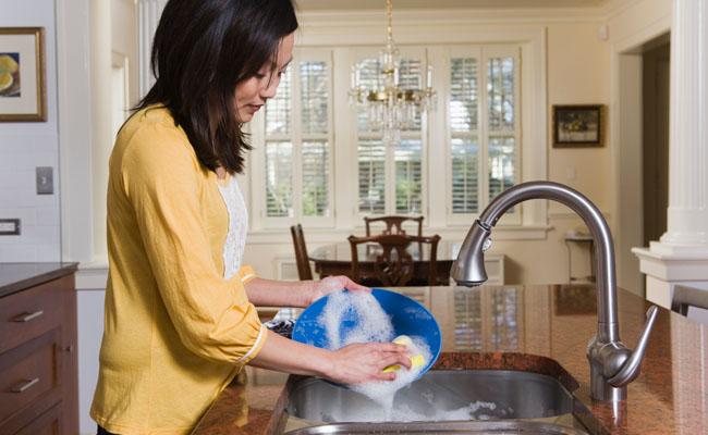 lavando-louca