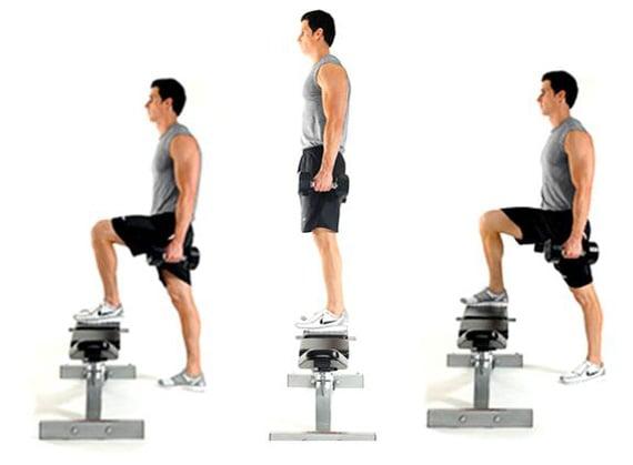 Los 5 mejores ejercicios funcionales para las piernas 4