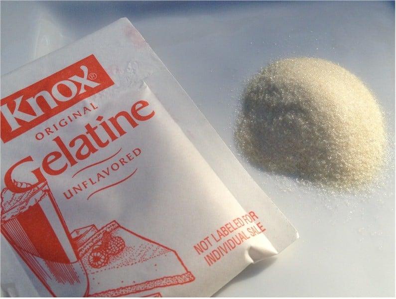 unflavored-gelatin