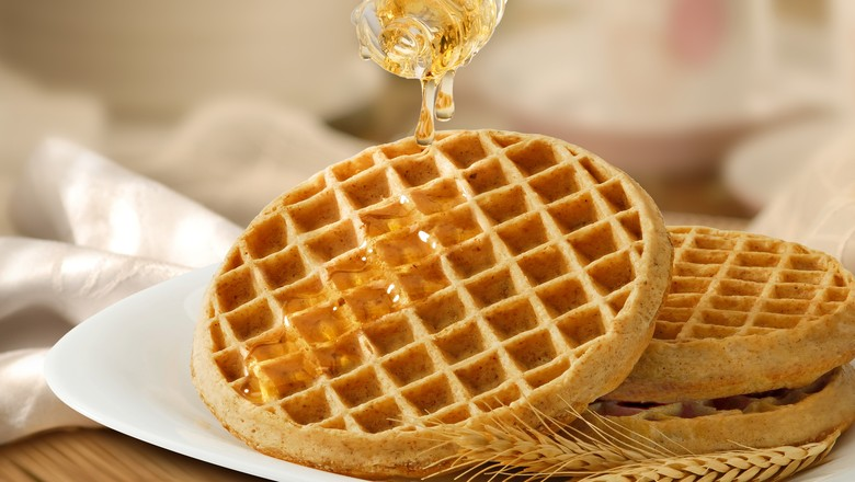 Waffle integral