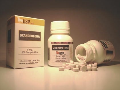 oxandrolona em comprimido funciona