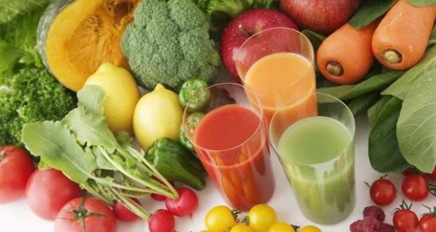 Suco de vegetais