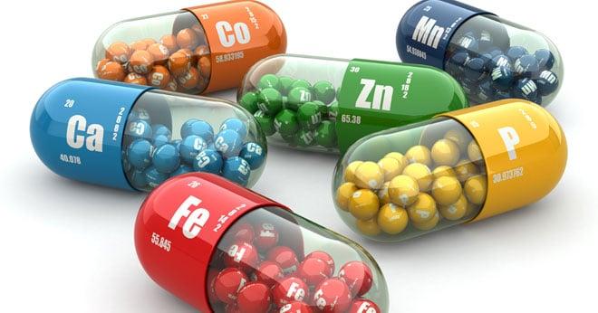 Suplementos vitaminícos
